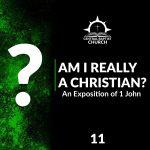 Am I Really a Christian? An Exposition of 1 John