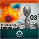 Miscellaneous Sermons 2020